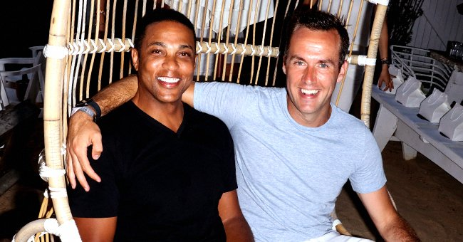 Don Lemon from CNN Posed with His Partner Tim Malone as He Surprised Him with Baked Treats in Valentine's Day Pics