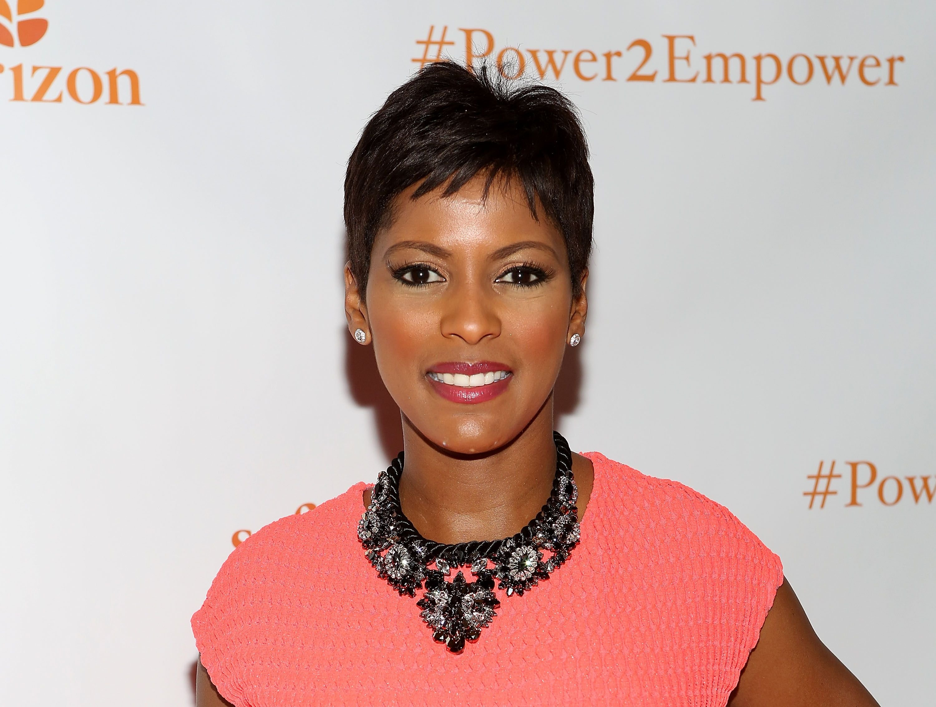 Tamron Hall at Safe Horizon's Champion Awards on April 30, 2014 in New York.   Photo: Getty Images
