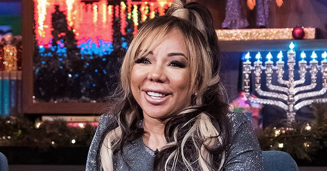 Tiny Harris Shares a Photo from Her Childhood – Check Out Her Ruffled Dress