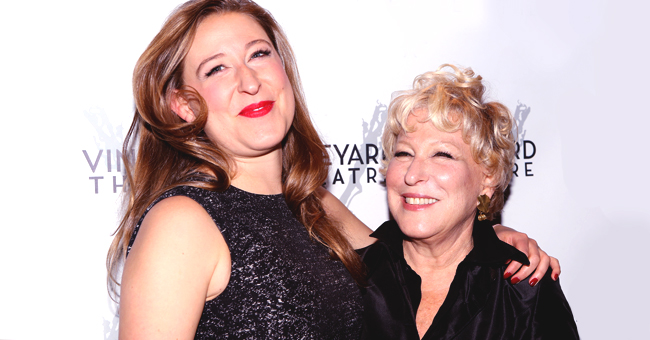 Singer & Actress Bette Midler's Daughter Sophie Is All Grown up and Looks Just like Her Mother