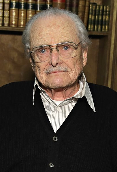 William Daniels at Strand Bookstore on March 2, 2017   Photo: Getty Images