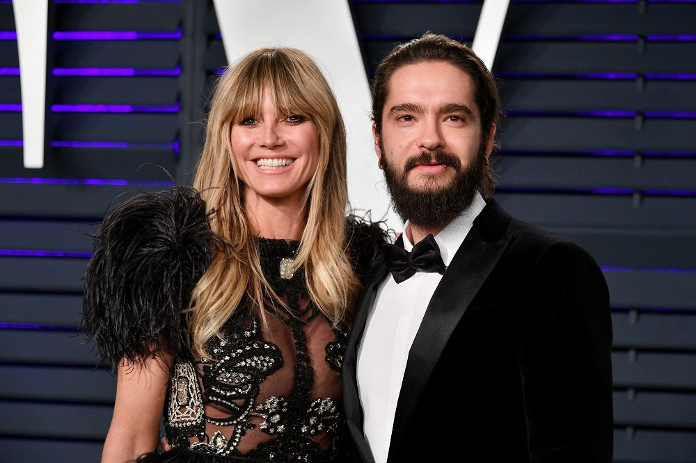 Heidi Klum and Tom Kaulitz attending the 2019 Vanity Fair Oscar Party Beverly Hills, California in February 2019.   Image: Getty Images.