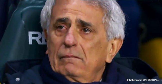 L'entraîneur du FC Nantes a fondu en larmes lors de sa première interview après la découverte du corps d'Emiliano Sala