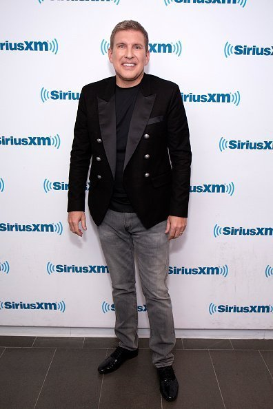 Todd Chrisley visits SiriusXM Studios in New York City | Photo: Getty Images