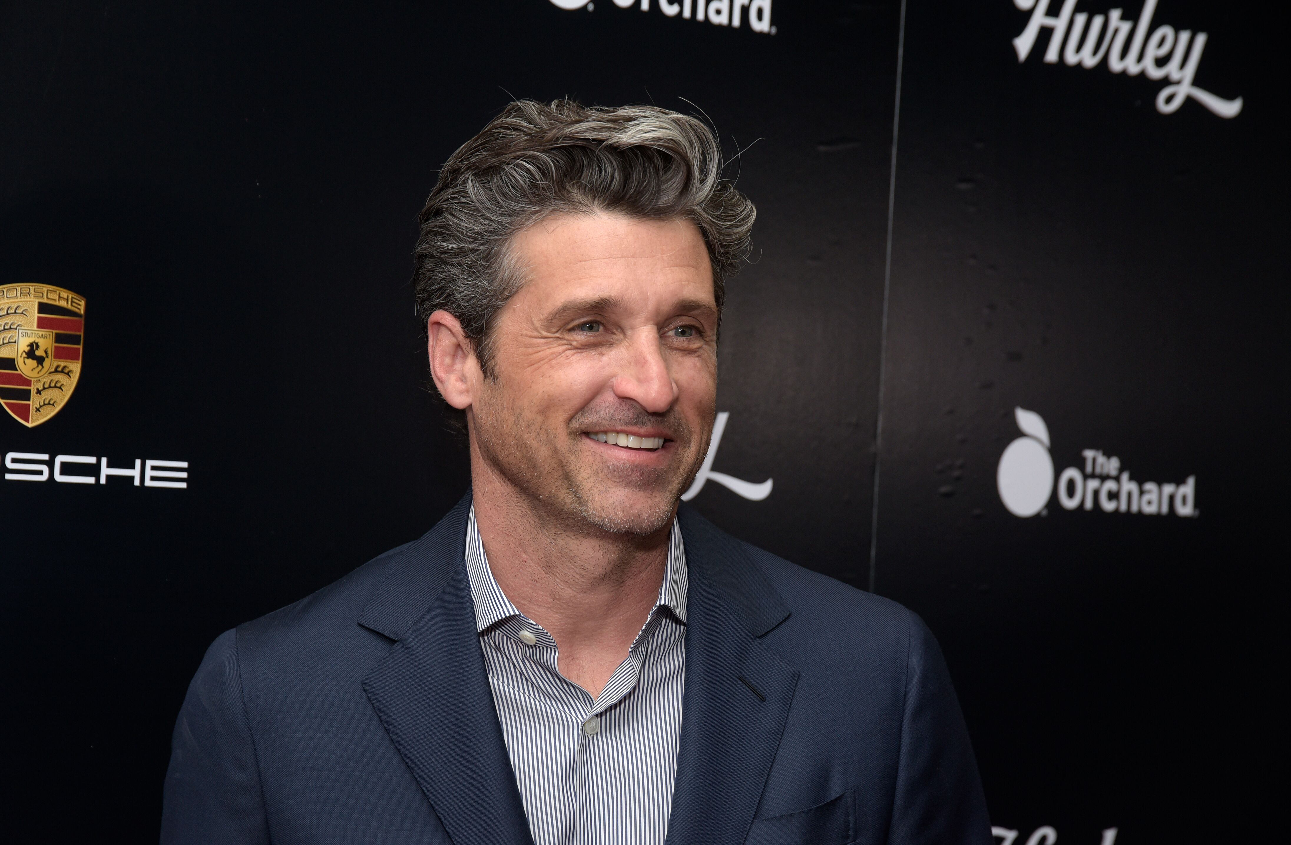 """Patrick Dempsey attends the Los Angeles premiere of """"Hurley."""" 