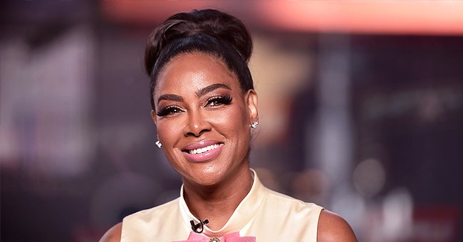Watch Kenya Moore's Brave Daughter Brooklyn Daly Get up from a Fall like It Was Nothing (Video)