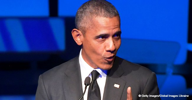 """You Don't Have to Have 8 Women around You Twerking,"" Barack Obama Gives Advice to Young Men"