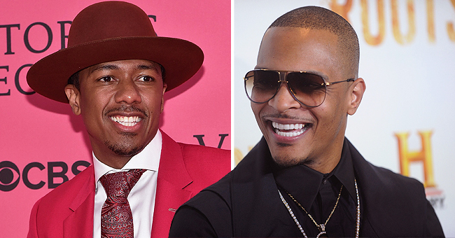 T.I. Teases Nick Cannon over Beating Him for Role of Devon Miles in 'Drumline' Film