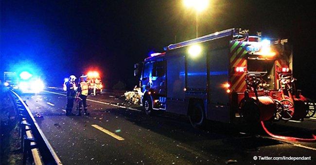 Accident de la route : Deux accidents sur la route des Pyrénées-Orientales, ont fait deux morts