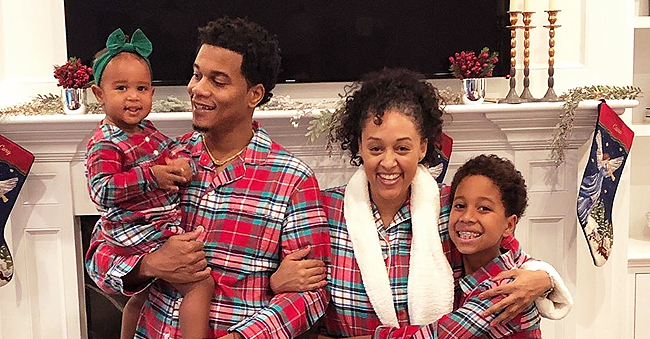 Tia Mowry Shares Photo of Herself with Daughter Cairo in Red Tutu & Son Cree Who Got Braces and Fans Love It