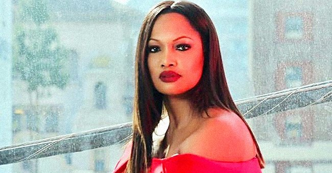 'Jamie Foxx Show' Star Garcelle Beauvais Stuns in Red Dress & Matching Heels in a New Pic