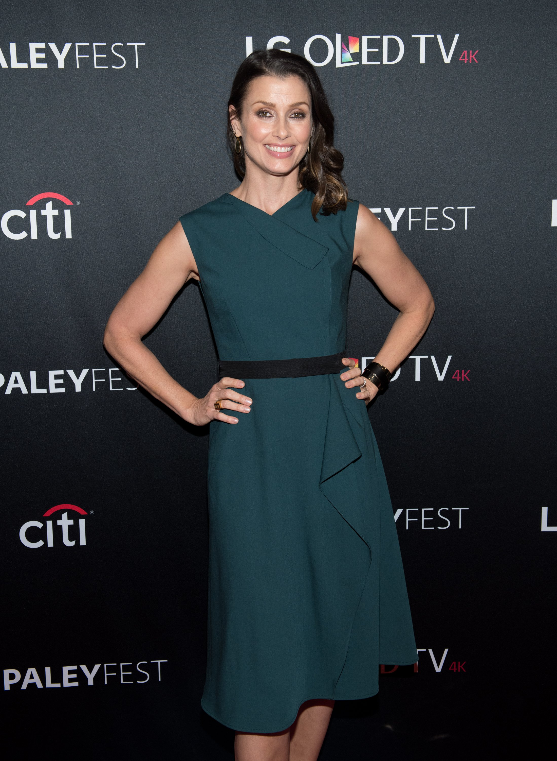 """Bridget Moynahan attends the """"Blue Bloods"""" screening during PaleyFest NY 2017 at The Paley Center for Media on October 16, 2017 