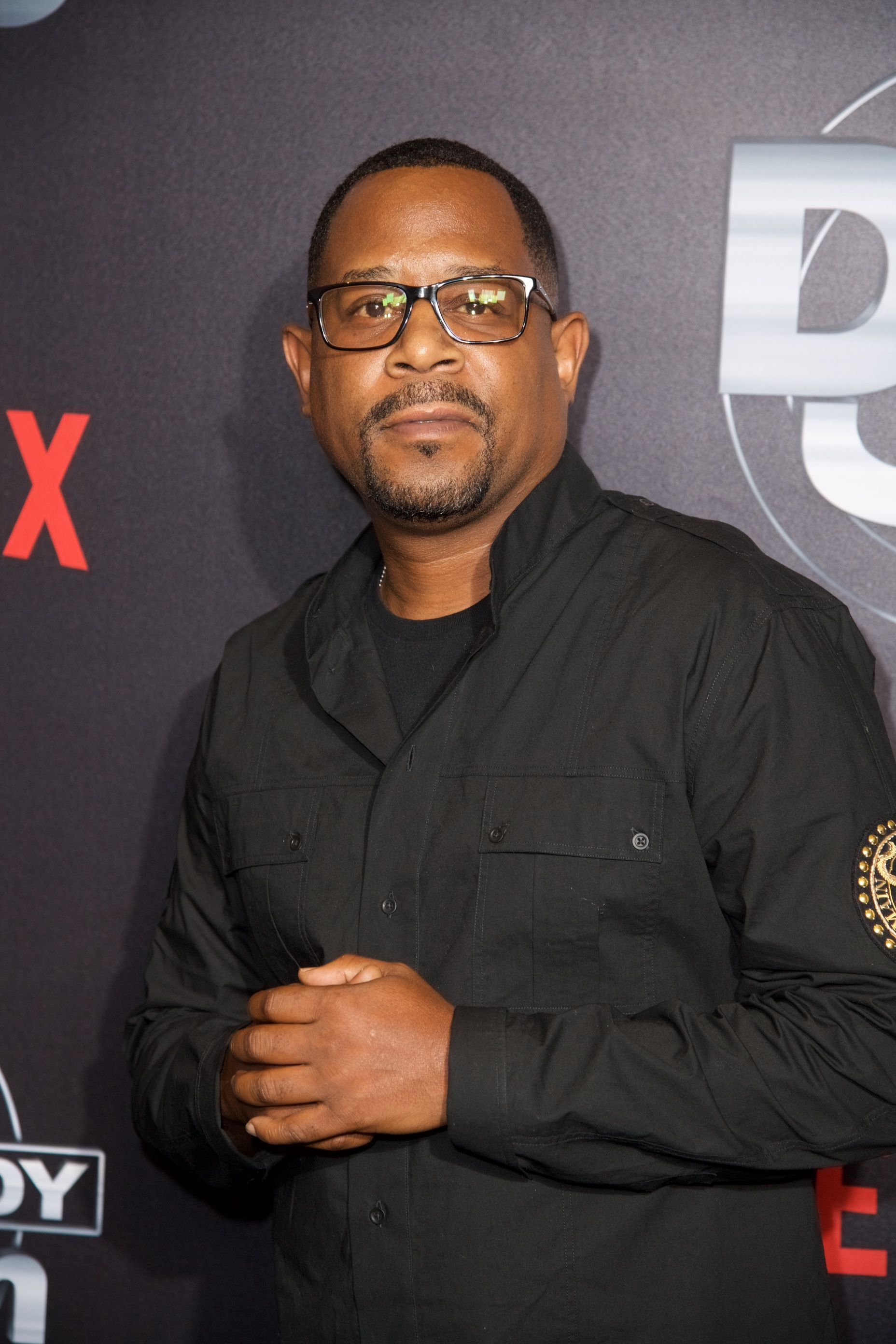 """Comedy actor Martin Lawrence at Netflix Presents Russell Simmons """"Def Comedy Jam 25"""" special event at The Beverly Hilton Hotel in September 2017. 