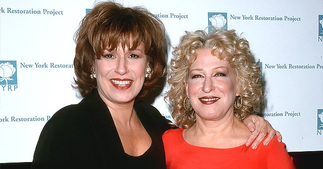 Joy Behar Comforts Bette Midler Who Officially Turned 75, Says She Feels the Pain