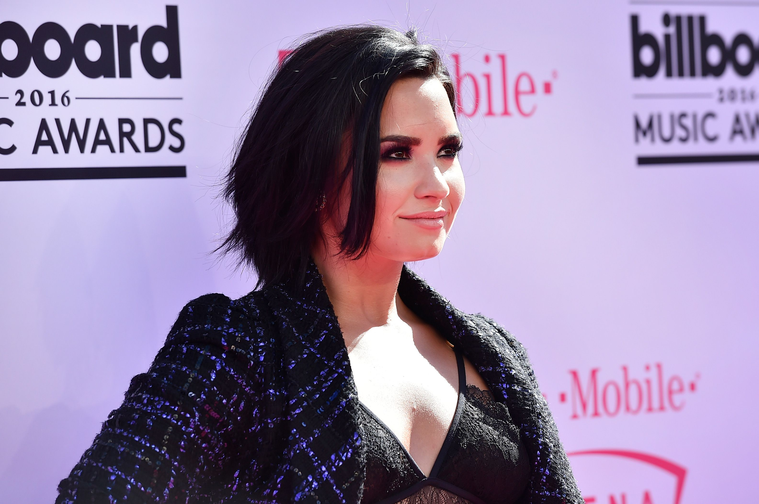Demi Lovato at the 2016 Billboard Music Awards at T-Mobile Arena on May 22, 2016 | Photo: Getty Images
