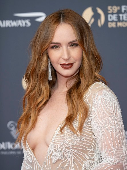 Camryn Grimes attends the opening ceremony of the 59th Monte Carlo TV Festival on June 14, 2019 in Monte-Carlo, Monaco | Photo: Getty Images
