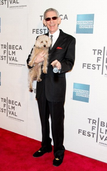 Richard Belzer at an event | Photo: Getty Images