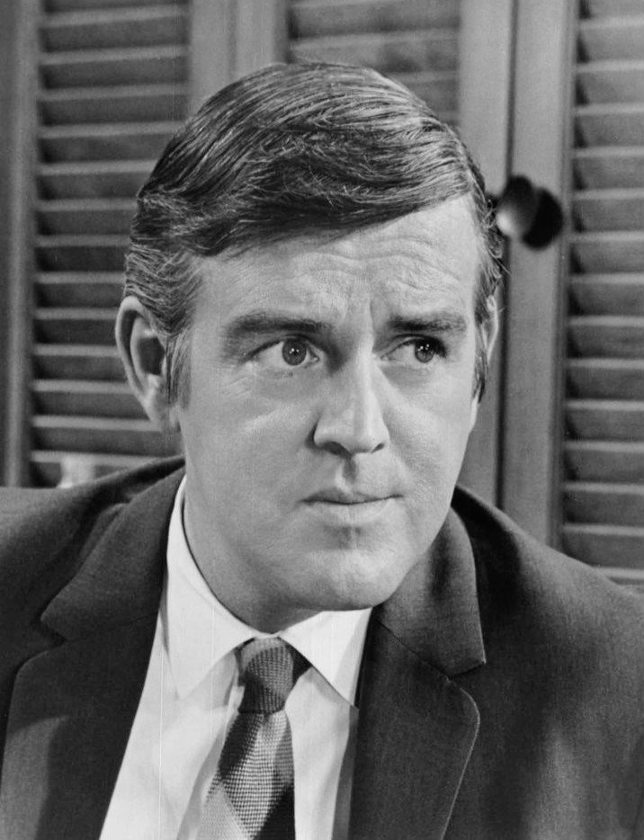 "Publicity photo of Jack Burns in 1971 from the television program ""Getting Together."" 