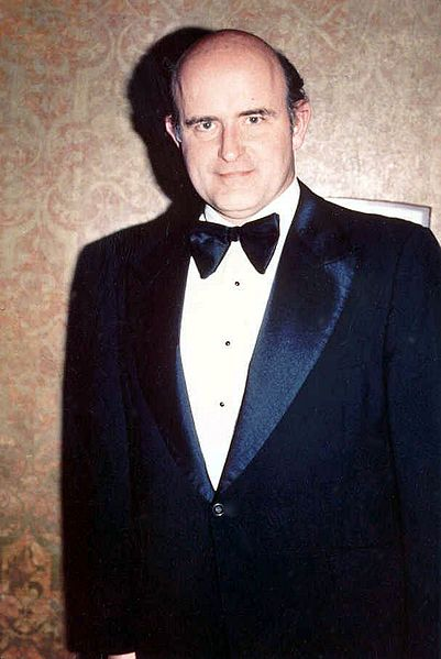 """Peter Boyle at the premiere of Sylvester Stallone's movie """"F.I.S.T."""" 