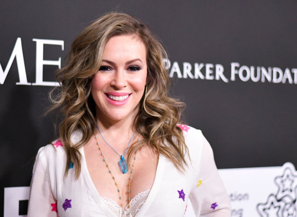 Alyssa Milano, 10th Anniversary Gala Benefiting CORE, Wiltern Theatre, 15. Januar 2020 | Quelle: Getty Images