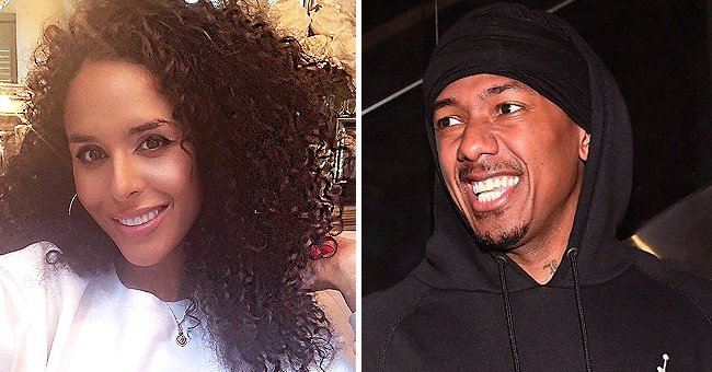 Brittany Bell Proudly Shows Her & Nick Cannon's Daughter Powerful Queen Stretching In Cute Post