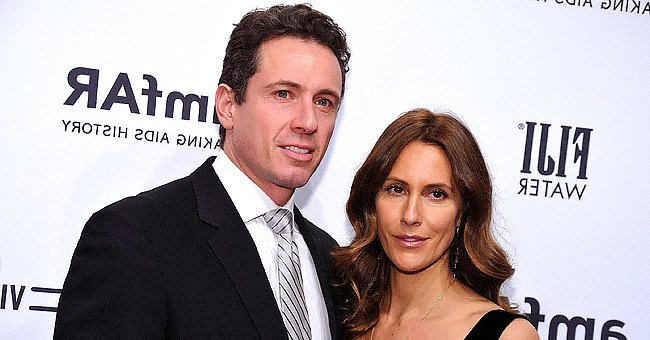 CNN's Chris Cuomo Shares a Touching Message as He Helps Raise Awareness for Pediatric Cancer