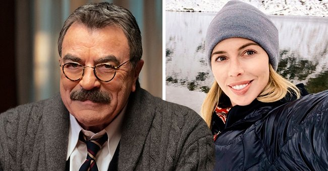 Tom Selleck's Daughter Hannah Reflects on Stunning Photos Riding Her Horse Kasper during 2020
