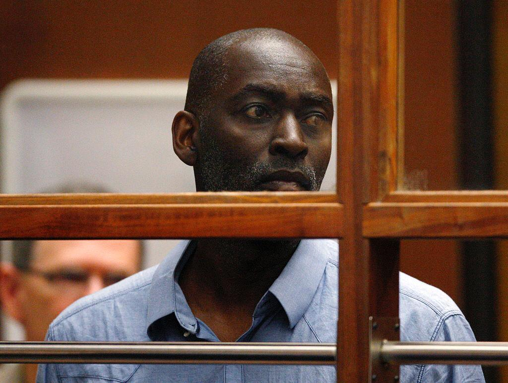 Actor Michael Jace appears in Los Angeles Court for an arraignment on May 22, 2014   Photo: Getty Images
