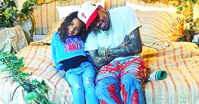 Chris Brown's Daughter Royalty Shares BTS Clip from Her Jungle-Themed 6th Birthday Bash