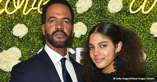 Kristoff St. John's Daughter Paris Files to Control His Estate after Star Dies without Will