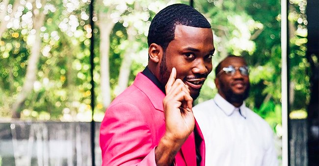 Meek Mill's Girlfriend Milan Harris Shows off Growing Baby Bump in Recent Photos from Jamaica Vacation