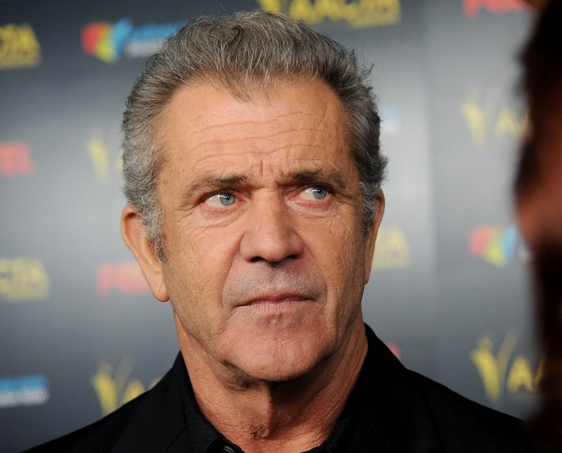 Mel Gibson on January 6, 2017 in Los Angeles, California | Photo: Getty Images