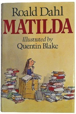 "Roald Dahl's ""Matilda"" 