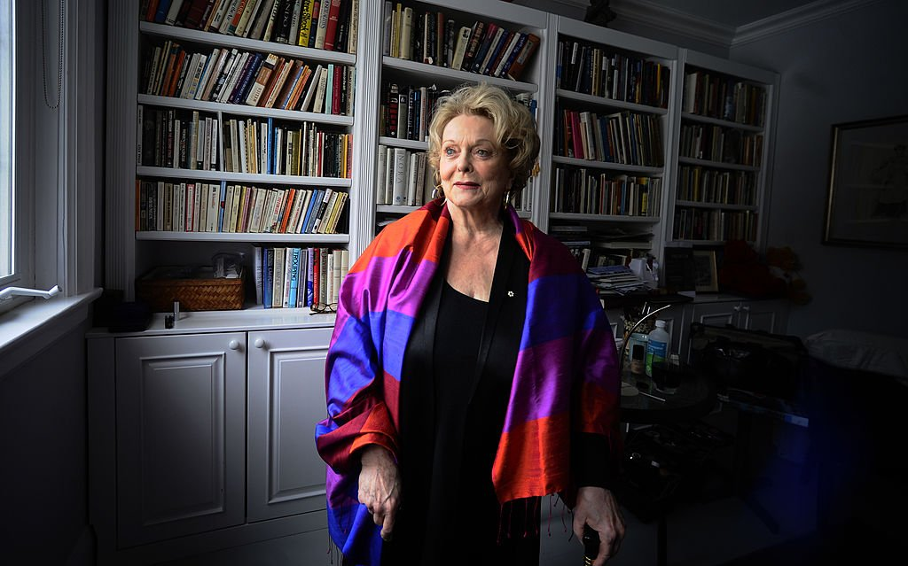 Shirley Douglas photographed in her home in the Beach area on February 15th 2013. | Photo: GettyImages