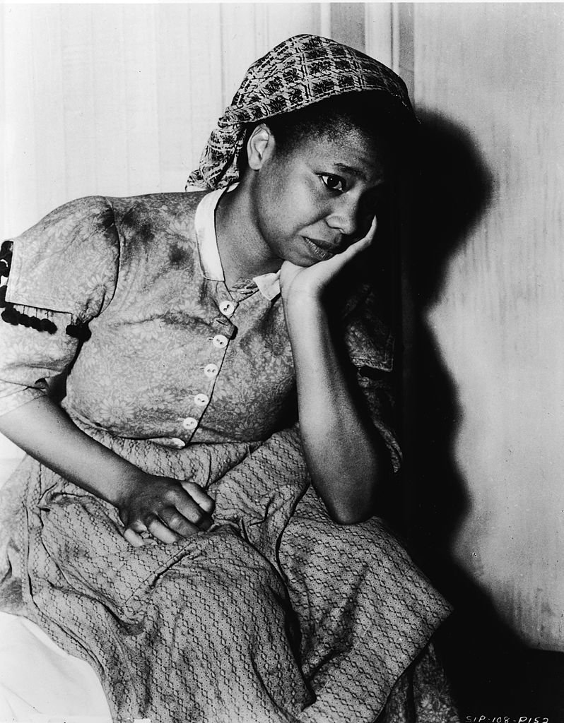 Butterfly McQueen circa 1950   Source: Getty Images