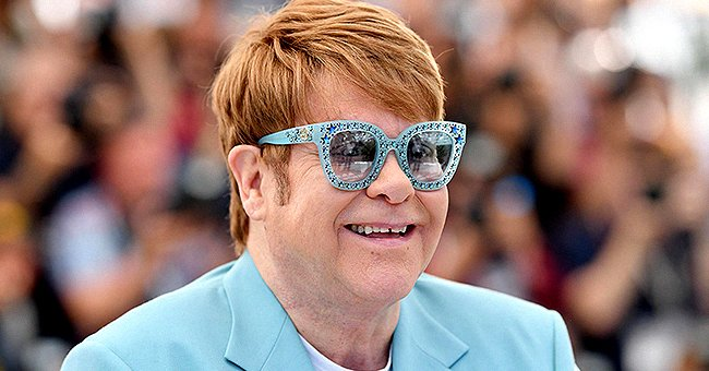 See How Sir Elton John Celebrated His 30 Years of Sobriety