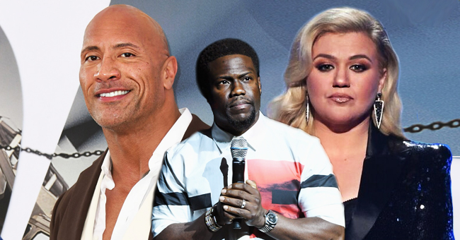 Dwayne Johnson Left Honeymoon with Lauren Hashian to Guest Star on Kelly Clarkson's Talk Show Replacing Kevin Hart