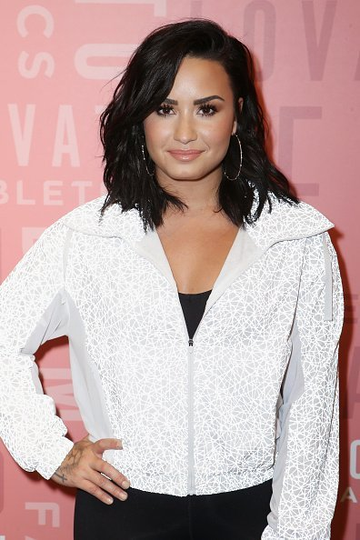 Demi Lovato, The Village at Westfield Topanga, Woodland Hills, 2018 | Quelle: Getty Images
