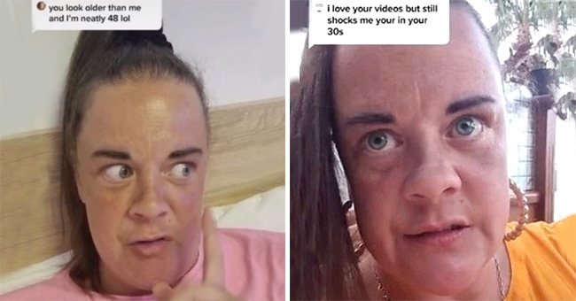 36-Year-Old Mom Is Shamed about Looking Much Older but Perfectly Hits Back Every Time