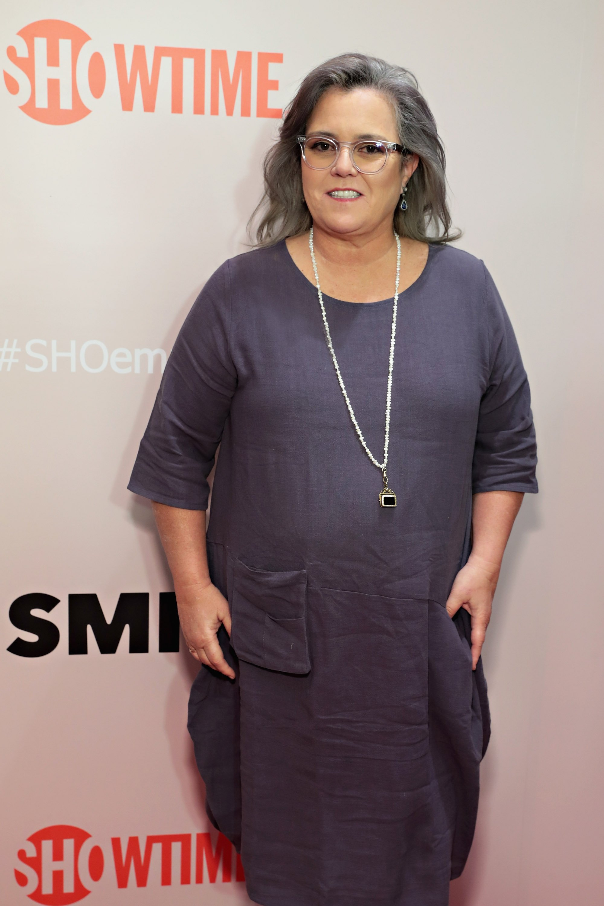 Rosie O'Donnell attends the Showtime Emmy FYC Screening Of SMILF at The Whitney in 2018 | Photo: Getty Images