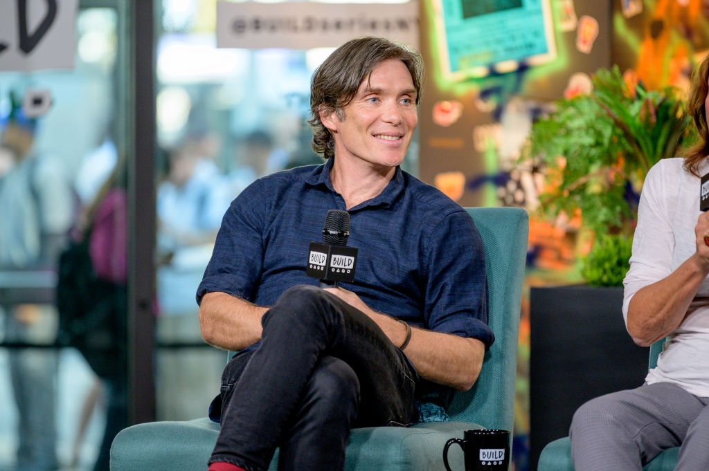 Cillian Murphy on October 02, 2019 in New York City | Photo: Getty Images