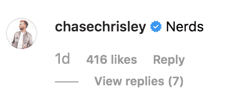 Chase Chrisley comments on photo with his siblings embracing | Source: instagram.com/savannahchrisley