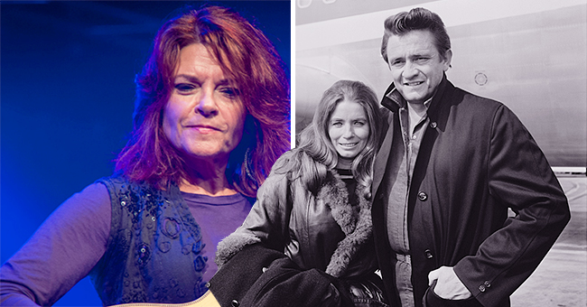 Country Music Legend Johnny Cash's Daughter Rosanne Talks Dad's Affair with 2nd Wife June Carter