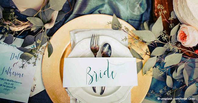 Zukünftige Braut entfacht Debatte über Wunsch, bei ihrer Hochzeit kein Essen zu servieren