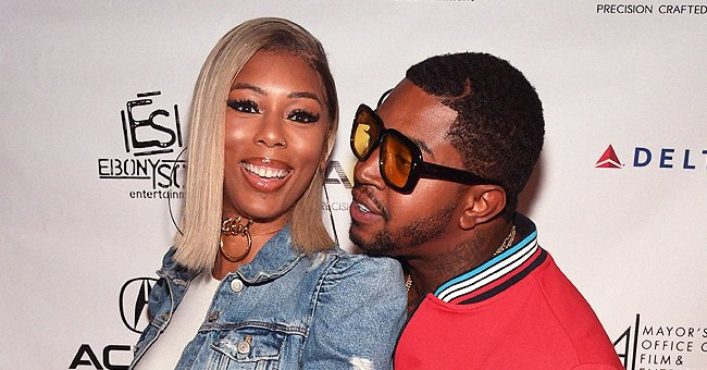 Lil Scrappy's Wife Bambi Shows Her Baby Bump as She Reveals They Are Expecting Their 3rd Child
