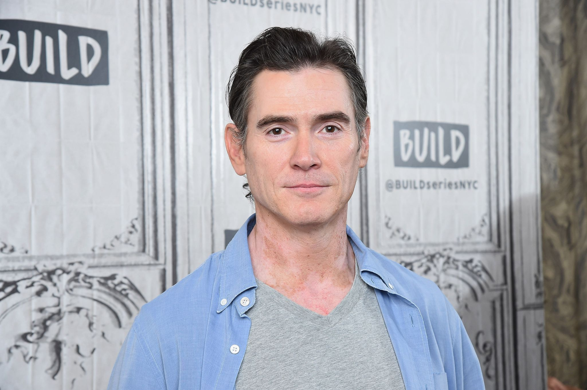 Billy Crudup at the Build Studio in 2019 in New York City | Source: Getty Images
