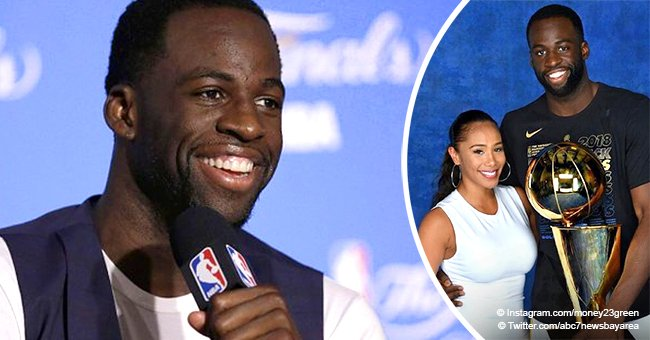 NBA player Draymond Green gets engaged to 'Basketball Wives Star' Hazel Renee