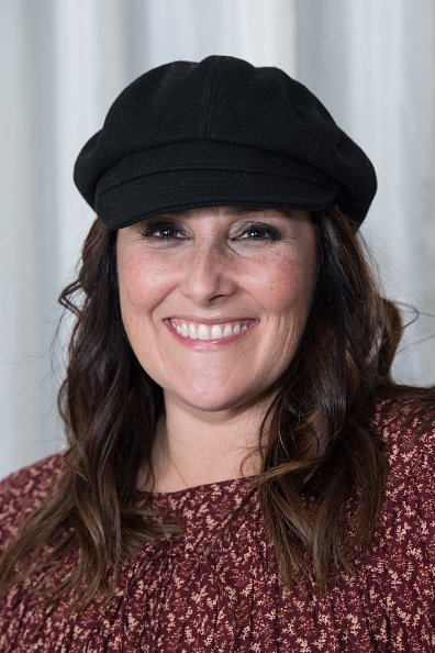 "Ricki Lake backstage at the ""X Factor Celebrity "" Final at LH2 Studios on November 30, 2019 in London, England.