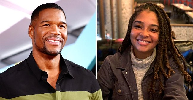 Michael Strahan's Oldest Daughter Tanita Is All Grown & Smiles like Her Dad in Photo