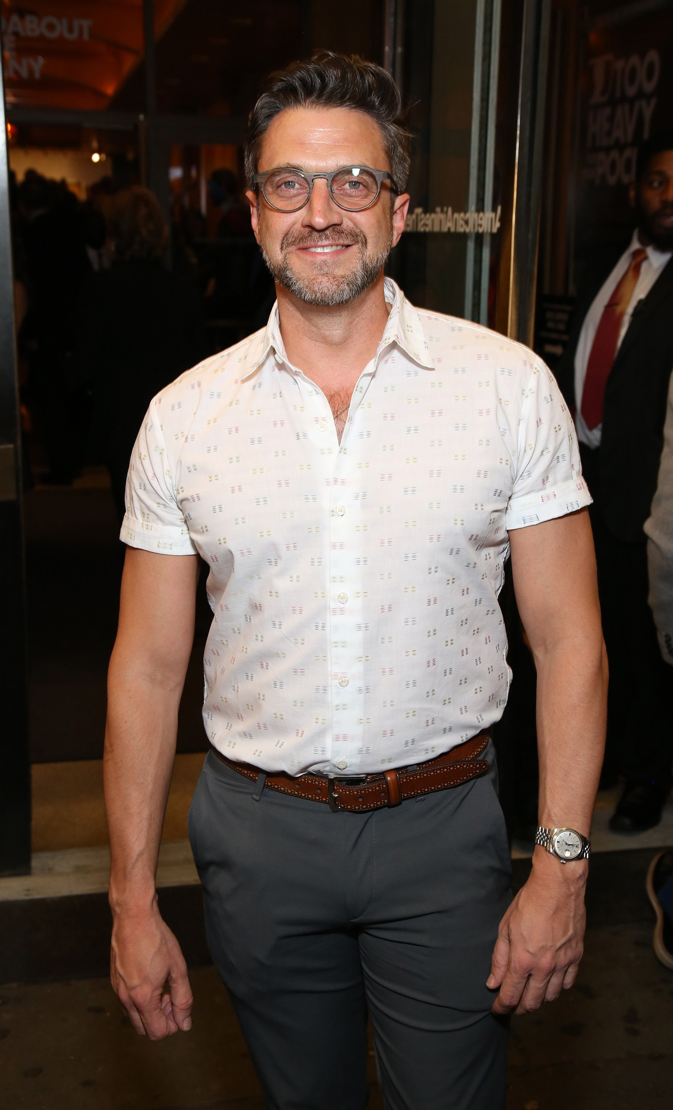 Raul Esparza attends the Broadway Opening Night performance of The Roundabout Theatre Company production of 'Time and The Conways' on October 10, 2017 | Photo: GettyImages